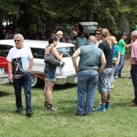 Oldtimertreffen Pinkafeld 2013 Menschen Leute Fans