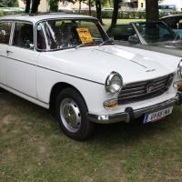 Oldtimertreffen Pinkafeld 2013 Peugeot 404