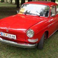 Oldtimertreffen Pinkafeld 2013 Volkswagen Typ 3