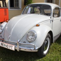 Oldtimertreffen Pinkafeld 2013 alte VW