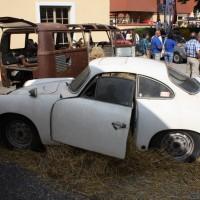 Oldtimertreffen Pinkafeld 2013 Porsche 356