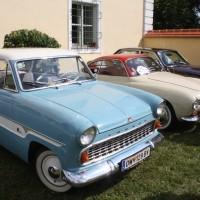 Oldtimertreffen Pinkafeld 2013 Opel VW