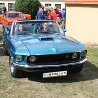 Oldtimertreffen Pinkafeld 2013 Ford Mustang