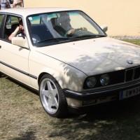 Oldtimertreffen Pinkafeld 2013 BMW 3