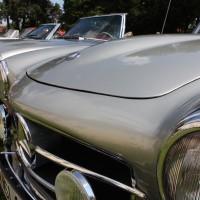 Oldtimertreffen Pinkafeld 2013 Mercedes-Benz