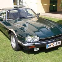 Oldtimertreffen Pinkafeld 2013 Jaguar