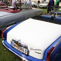 Oldtimertreffen Pinkafeld 2013 Borgward Isabelle Cabriolet Coupe