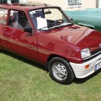 Oldtimertreffen Pinkafeld 2013 Renault 5