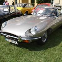 Oldtimertreffen Pinkafeld 2013 Jaguar E-Type