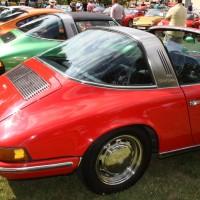 Oldtimertreffen Pinkafeld 2013 historische Porsche
