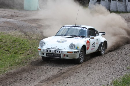 Schneebergland Rallye 2013 Historische