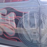 Volksrodder V8 Airbrush