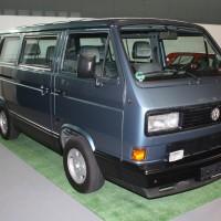 IAA Frankfurt VW Klassiker Bus T3 Caravelle