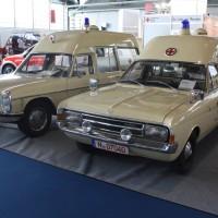 IAA Frankfurt Oldtimer Rotes Kreuz Rettung Rettungswagen Krankenwagen