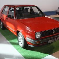 IAA Frankfurt VW Klassiker Golf II 1983