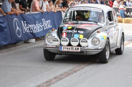 VW Porsche Rallye Salzburgkäfer