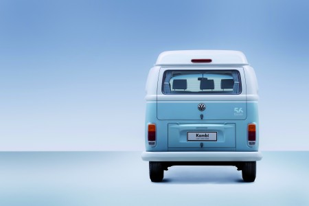 VW Bus T2 Kombi Last Edition Heck