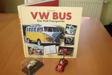 VW Käfer Modellautos VW Bus Kult Transporter Buch