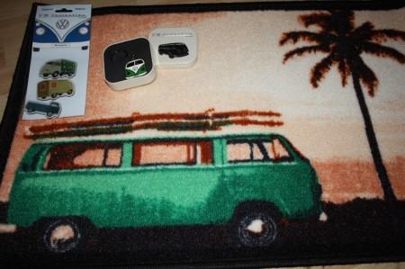 VW Bus T2 Teppich