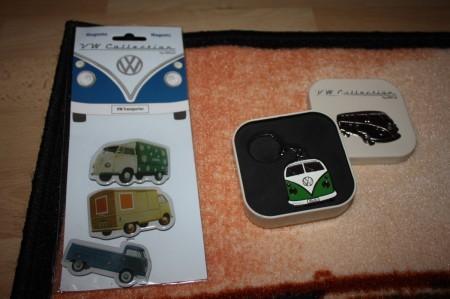 VW Bus T1 Magneten VW Bus T1 Schlüsselanhänger VW Bus T1 Collection Box