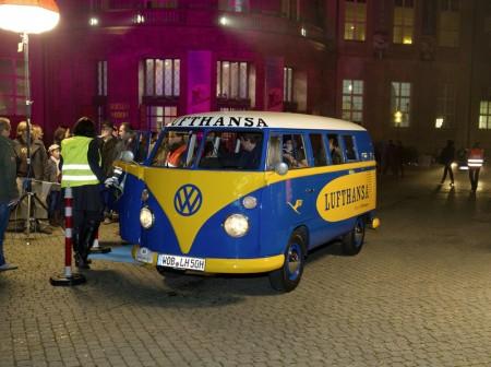 VW Bus T1 1965 Lufthansa