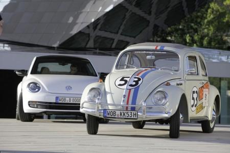VW Käfer Herbie Nummer 53 Export