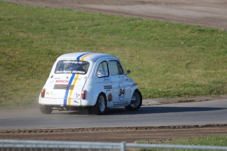 ROAC 2013 Historic Steyr Puch 650 Race of Austrian Champions