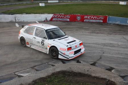 Race of Austrian Champions 2013 ROAC VW Golf II Karl Schagerl