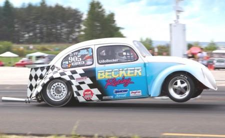 VW Käfer Drag Race Udo Becker