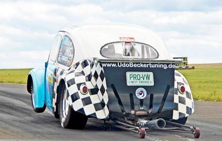 VW Käfer Dragracing