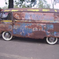 VW Bus Rat Look Style Ratte