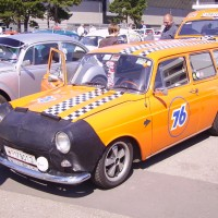 VW Typ3 Variant California Look