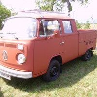 VW Bus Primer Look Style
