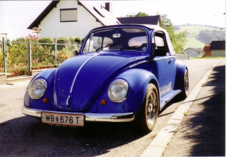 VW Käfer Resto Custom Style