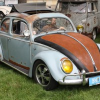 VW Käfer Rat Look Style Ratte