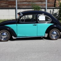 VW Käfer Resto Look