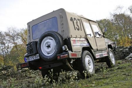Volkswagen Iltis Typ 183 Dakar