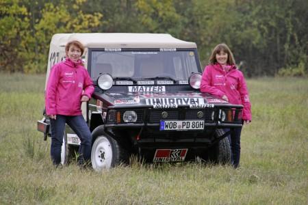 VW Iltis Le Jog Rally