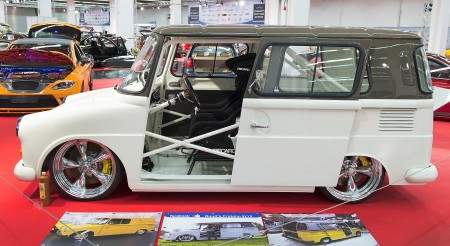 VW Fridolin 450 PS Motor Show Essen