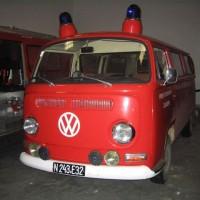 VW Feuerwehr Rettungswagen BusT2