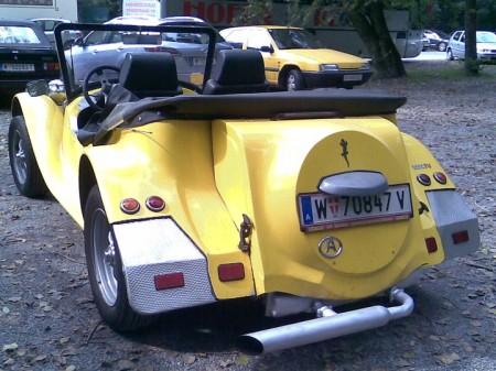 "Buggy LEDL ""Replica T"" Heck"