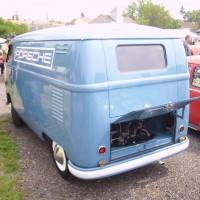 VW Bus T1 Kastenwagen