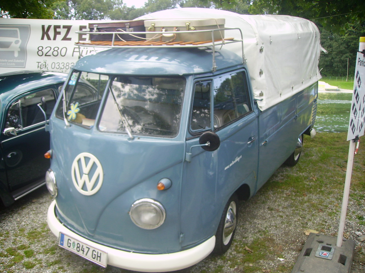 Chronik Vw Bus Typ 2 T1 Käferblog