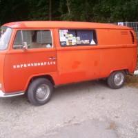 VW Bus T2 Typ2 Transporter