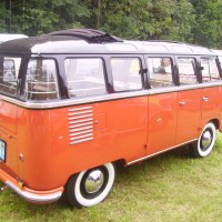 VW Samba Bus T1 Transporter