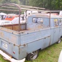 VW Bus T1 Transporter Doka Doppelkabine