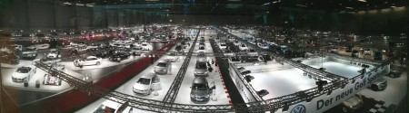 Volkswagen auf der Vienna Autoshow 2014 – Fotos und Bericht