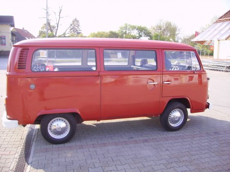 Bulli Summer Festival: 70 Jahre VW Transporter