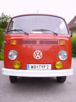 VW Bus Transporter Typ 2 T2