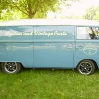 VW Bus T1 Kastenwagen Transporter Schiebetür